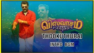 Viswasam - Thala Intro Original Background Score
