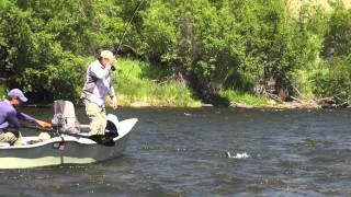 Big Sky Outdoors - Madison River with Arrick's Fly Shop