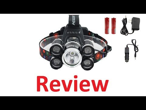 FightingGirl 5 Led Headlamp Review