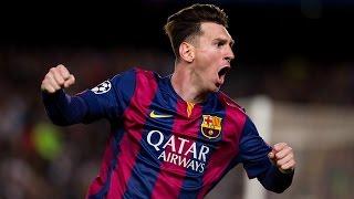 Величайшие футболисты  Лионель Месси (Messi) 1080p