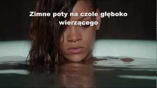 Rihanna   Stay Ft. Mikky Ekko Tłumaczenie PL