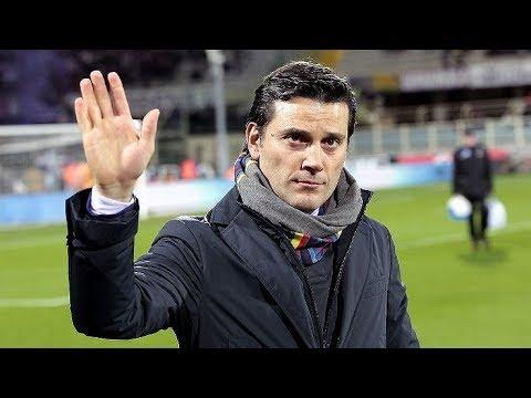 BREAKING NEWS   AC Milan Pecat Vincenzo Montella