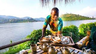 AMAZING AFRICA HOTEL on Lake Kivu, Rwanda | Paradis Malahide Resort!