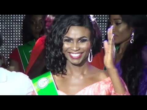 FINEST GIRL NIGERIA BEAUTY PAGEANT SHOW 2018