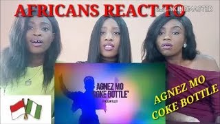 AGNEZ MO   Coke Bottle Ft. Timbaland, T.I. Reaction Video By The Miller Sisters