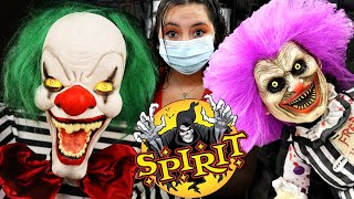 Every Spirit Halloween is Different and SCARY!