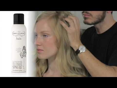 Big Bold & Beautiful Dry Instant Volumising Spray by Percy & Reed