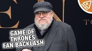 Sorry Game of Thrones Fans! George RR Martin Isn't Listening! (Nerdist News w/ Amy Vorpahl)