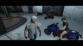 GTA 5 - Náo Loạn Thành Phố (Grand Theft Auto V) Co-op với Linh Ngáo