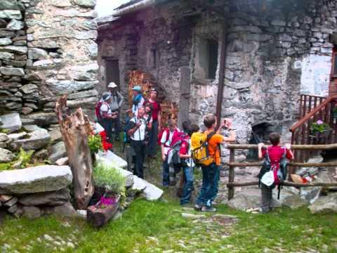 Preview video Settimana Escursionistica 2011