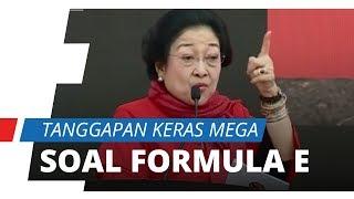 Megawati beri Tanggapan soal Formula E di Monas: Memangnya Tidak Ada Tempat Lain?