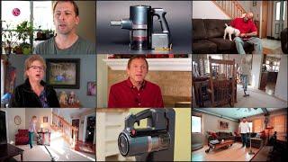 Video 2 of Product LG CordZero A9 Kompressor Stick Cordless Vacuum Cleaner
