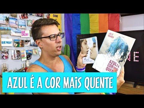 LGBTCINE #14 | AZUL É A COR MAIS QUENTE