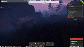 Rust Solo/Duo plays 2X RUSTY Server