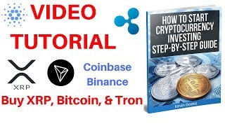 How To Buy Ripple XRP on Coinbase | Beginners