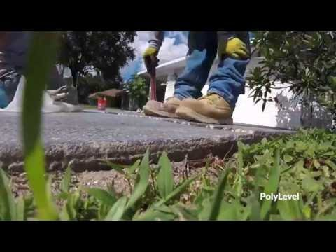Leveling Concrete Slabs in Southern Florida with PolyLEVEL™