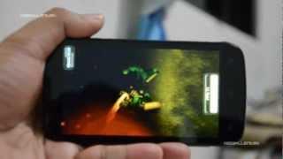 Cloudfone Thrill 430X Demo
