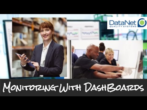 See how WinSPC dashboards are used for process monitoring and analysis. (WinSPC V9)