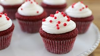 best recipe for moist red velvet cupcakes