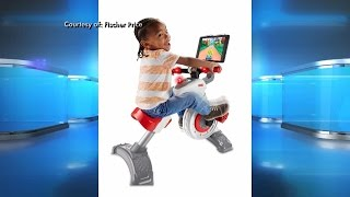 Spin Bike for Toddlers?