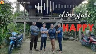 Skinnyfabs   Happy  (audio & Lyrics)