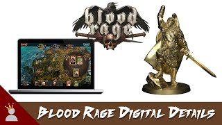 Blood Rage Digital Details