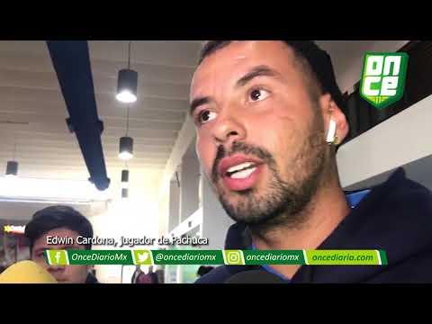 Pachuca | Edwin Cardona no se guardo nada a su regreso a Monterrey | ONCE Diario