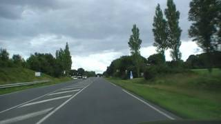preview picture of video 'Driving On The D786 Keregal To Saint-Quay-Portrieux, Brittany, France  21st July 2010'