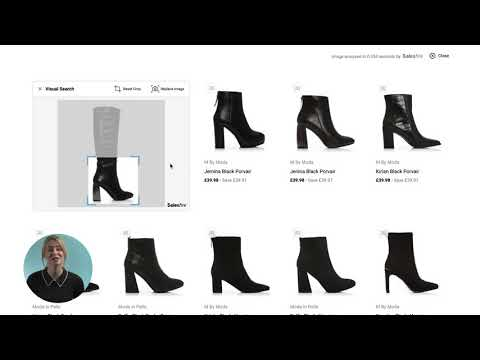 Introducing Visually Similar Search | The Latest in eCommerce Discoverability