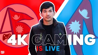 100 RP TODAY?//PUBG MOBILE//4K GAMING NEPAL IS LIVE