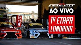 AO VIVO - SPRINT RACE - 1ª ETAPA LONDRINA (PR) - Domingo às 9h00