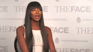 "Interview with Naomi Campbell: ""I'm bossy by nature!"""