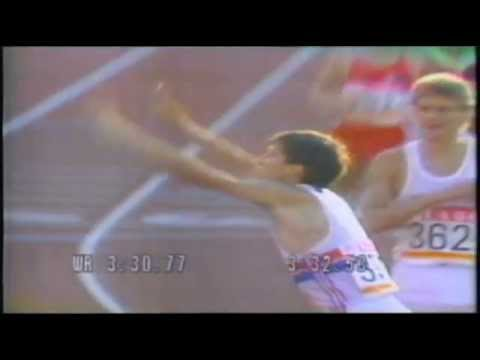 'Gold' ~ musical highlights of the Olympic Games 1984