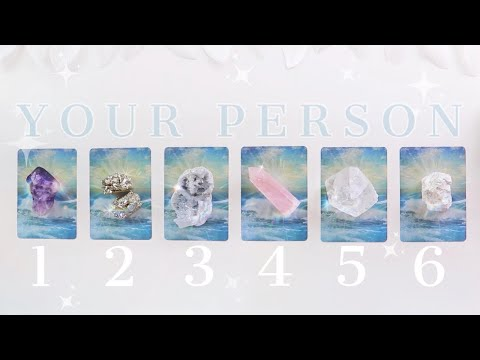 🔮(Single's) Messages From Your Person💡(PICK A CARD)✨Tarot Reading✨