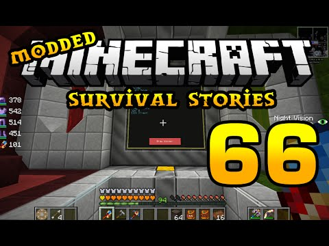 Iskall's Modded Minecraft - S2E66 - Checking out Ztones Mod (Minecraft 1.7.10)