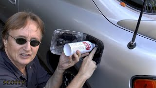 People Say I'm Full of Crap About Fuel Additives, Well Watch This