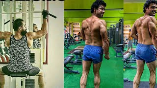 Tovino thomas inspirational workout video