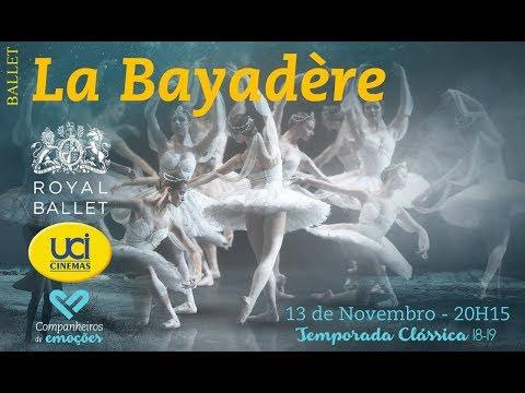 La Bayadère - Royal Opera House - Trailer Oficial UCI Cinemas