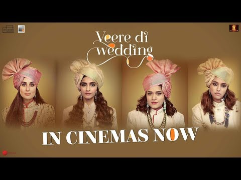 Veere Di Wedding - Movie Trailer Image