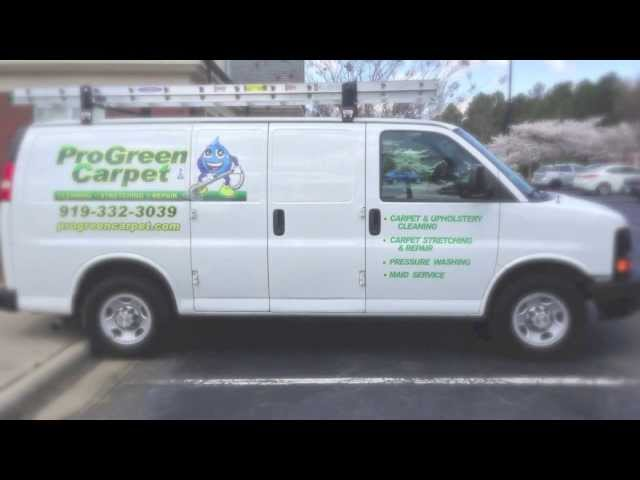 Carpet Cleaners in Raleigh – Durham NC by ProGreen Carpet