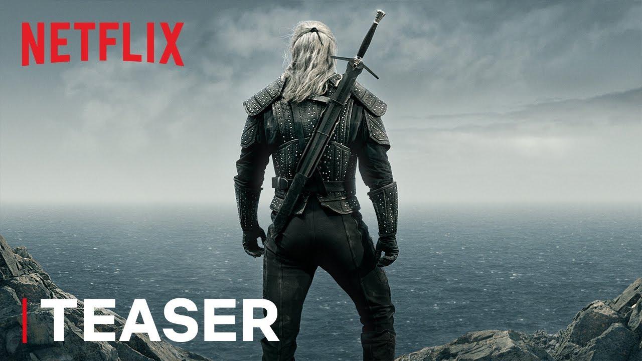 The Witcher ganha primeiro trailer com Henry Cavill como Geralt de Rivia