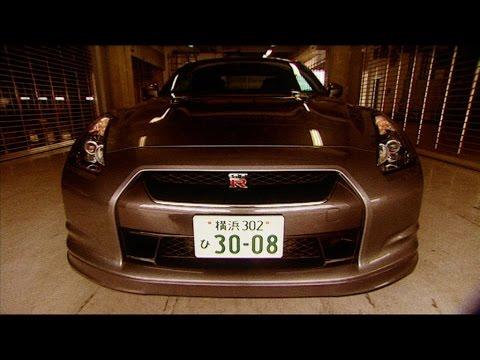 Nissan GTR: Speed Devil (HQ) | Top Gear | BBC