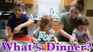 WHAT'S FOR DINNER | Easy Weeknight Meals | Healthy Dinner Ideas | Working Mom What's For Dinner