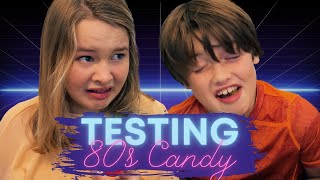 Testing Candy from the 1980s