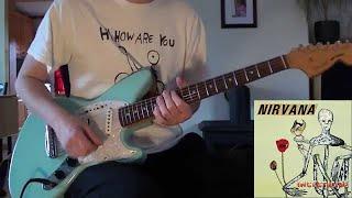 Nirvana - Downer (Guitar Cover)