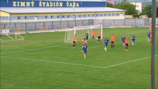 FK Čaňa-TJ Štart Hrabušice