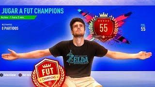 MI PRIMER TOP 100 DE FIFA 19!!