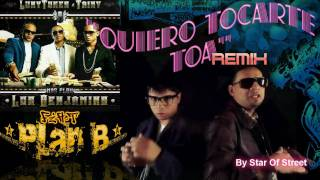 Quiero Tocarte Toa Plan B Ft Los Benjamins Clásicos Del Reggaetón HD