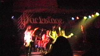 OZONE Wiped Out PUT IT BACK ON Ace Frehley tribute Fractured Mirror 4-15-95 Backstage Studios