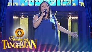 "Tawag ng Tanghalan: Angelica Siocson - ""Break It To Me Gently"""
